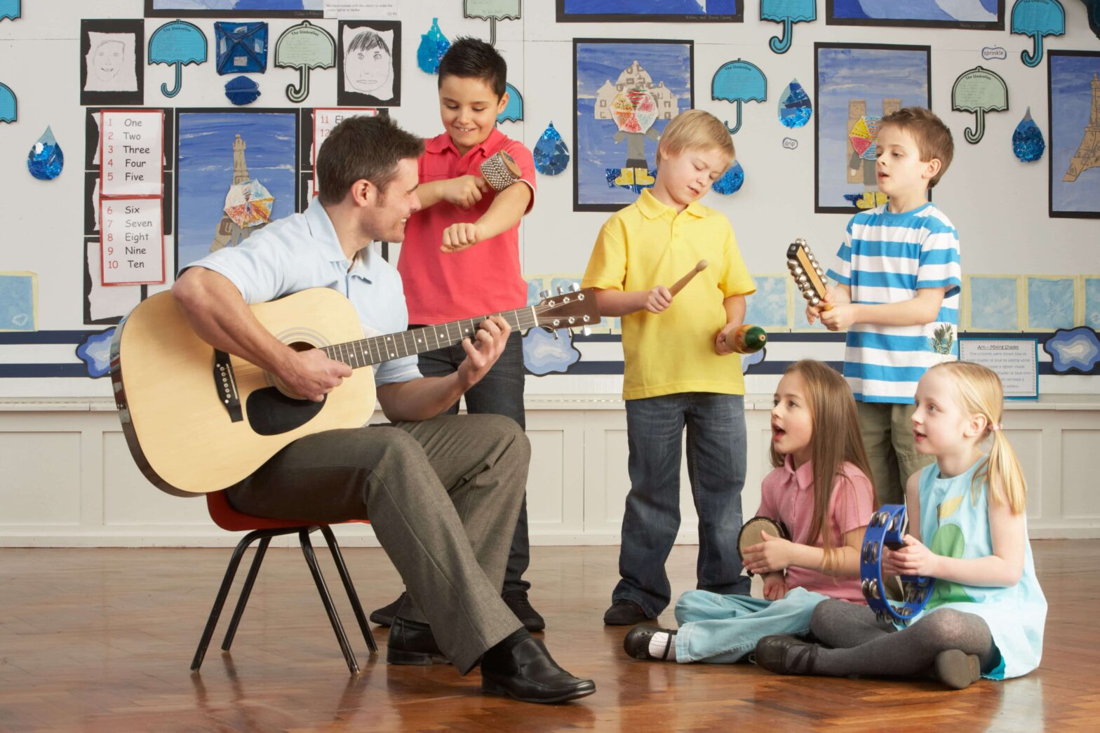 music education for children with hearing loss