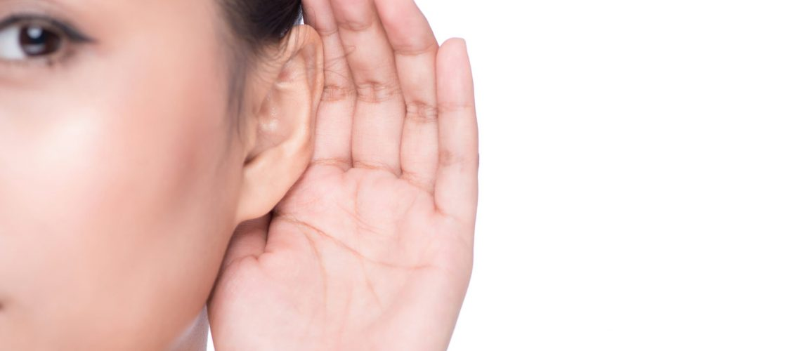 Why people don't wear their hearing aids